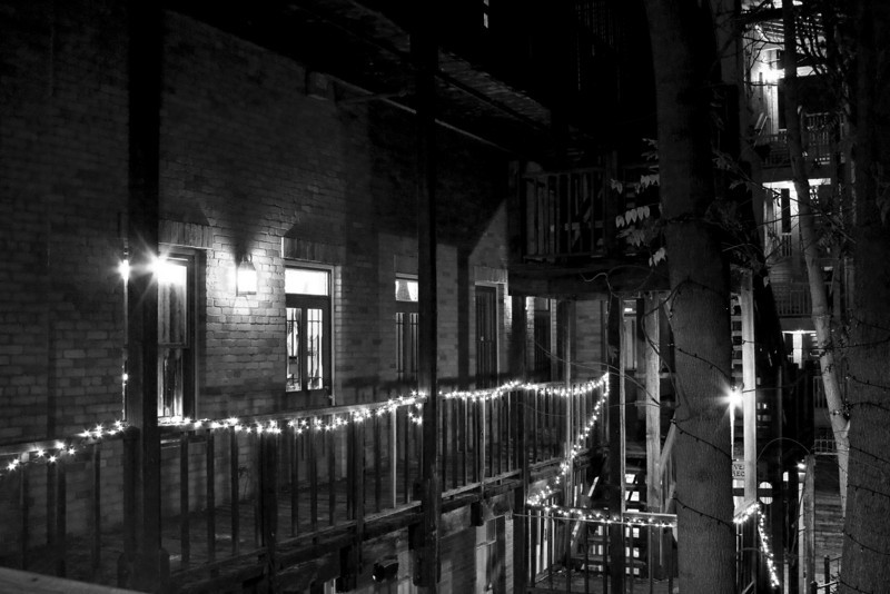 Courtyard d'Oro, Old Sacramento, CA.   <br /> Image Copyright 2010 by DJB.  All Rights Reserved.