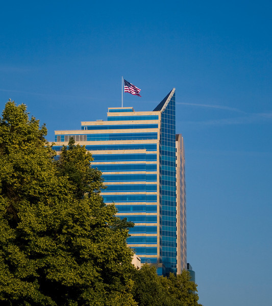 Capitol Mall, Sacramento, CA.  Image Copyright 2009 by DJB.  All Rights Reserved.