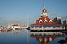 Yacht Club on Coronado Island, CA
