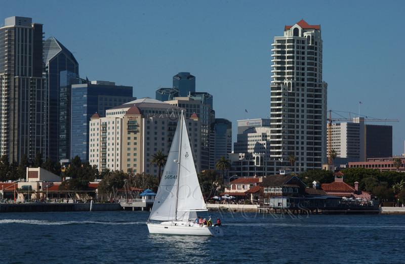 San Diego Harbor, CA