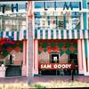Horton Plaza Shopping Mall Downtown San Diego, CA  3-30-96