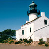 Lighthouse - Cabrillo State Park - Point Loma, CA  3-30-96
