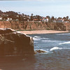 Sunset Cliffs Area of Point Loma, CA  3-30-96
