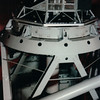"Base of Hale Telescope 200"" - Palomar Observatory - Palomar, CA - 1/31/86"