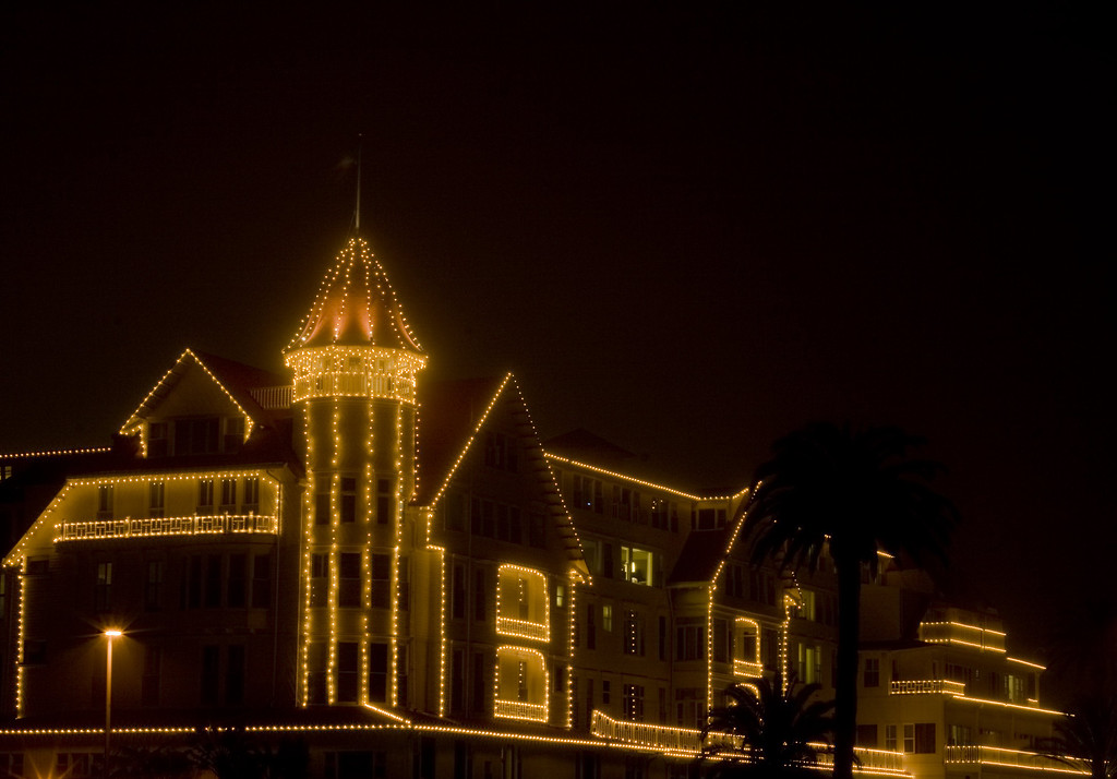 Hotel del Coronado, San Diego, CA.  Image Copyright 2011-12 by DJB.  All Rights Reserved.
