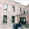 Warden's House - Alcatraz - San Francisco, CA  9-7-03