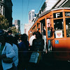 Street Car - Nature's Sunshine Convention - San Francisco, CA    9-5-03