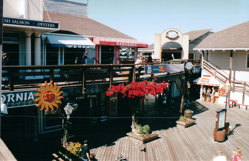 Pier 39 - Nature's Sunshine Convention - San Francisco, CA