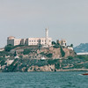 View of Alcatraz -  San Francisco, CA  9-7-03