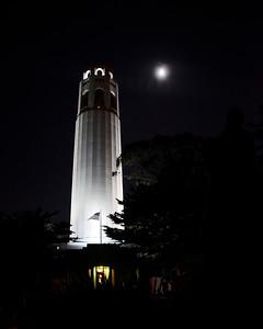 Coit Tower - San Francisco - California - USA