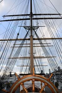 Ship - Fisherman's Warf - San Francisco - California - USA