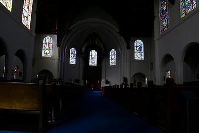 Catholic Church -  San Francisco - California - USA