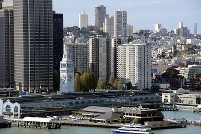 Port of San Francisco - San Francisco - California - USA