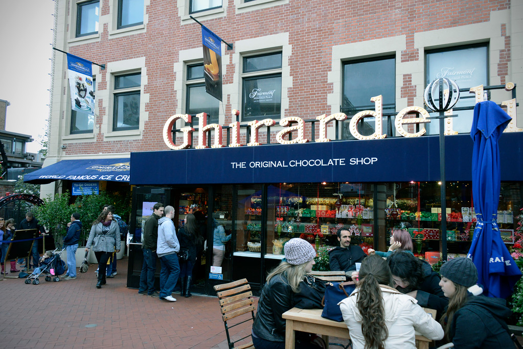 Ghiradelli Square  -  San Francisco - California - USA
