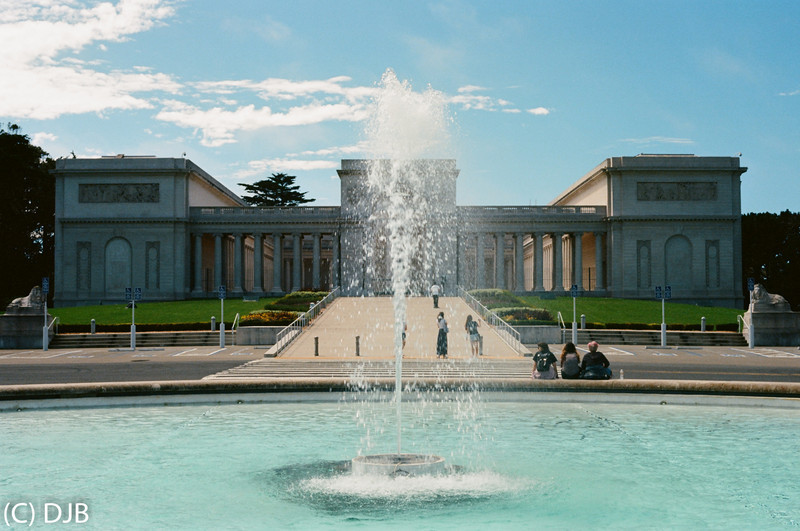 "Legion of Honor. San Francisco, CA.<br /> Image Copyright 2013 by DJB. All Rights Reserved.   <a href=""http://www.DaveXMasterworks.com"">http://www.DaveXMasterworks.com</a>"