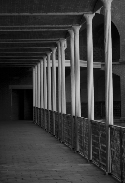 Fort Point. Image Copyright 2011 by DJB.  All Rights Reserved.