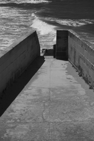 Sutro Baths Ruins.   Image Copyright 2011 by DJB.  All Rights Reserved.
