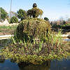 Fountain - Mission San Juan Capistrano 2-12-07