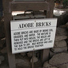 Adobe Bricks - Mission San Juan Capistrano 2-12-07