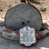 Millstone at Mission San Juan Capistrano 2-12