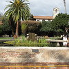 Courtyard Fountain - Mission San Juan Capistrano