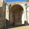 Incredible Feeling Inside Walls of Great Stone Church - Mission San Juan Capistrano 2-12-07