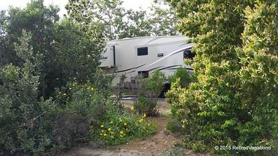 Campsite San Mateo
