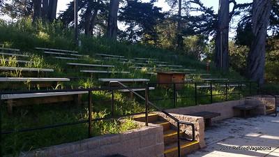 San Simeon Campground Amphitheater
