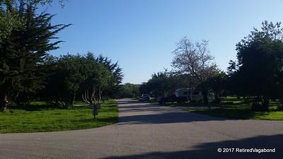 San Simeon Campground
