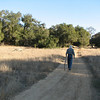 Randal on the Trail - Santa Rosa Plateau Ecoglogical Reserve - Murrieta, CA  2-15-07