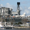 Midway Aircraft Carrier - Seaport Village - San Diego 2-13-07
