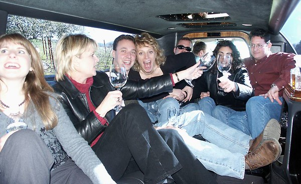 "1PM: We ""survived"" SilverOak. The party continues."