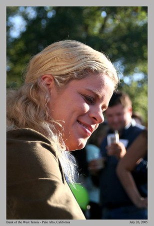 Kim Clijster. Defeated Venus William in the final (7-5, 6-2)