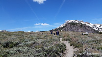 Hiking Panorama Dome Trail