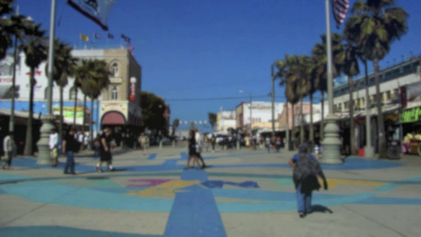Venice Beach Video to the song 'Hotel California' by the Eagles