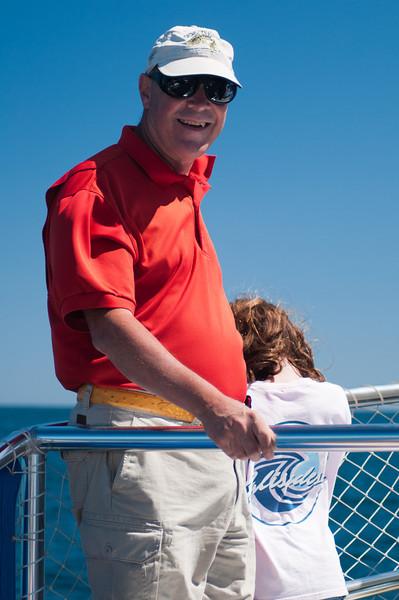 Whale Watching - Dana Wharf Ocean Adventures
