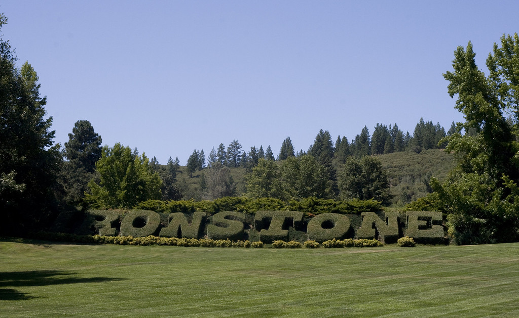Ironstone Vineyards, Murphys, CA.  Image Copyright 2011 by DJB.  All Rights Reserved.
