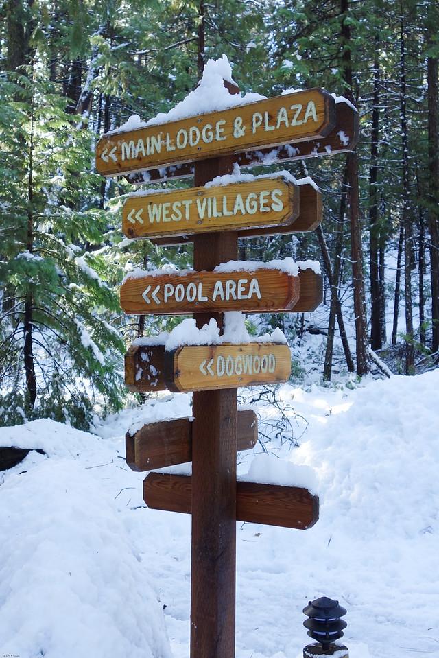 Yosemite - Christmas 2012