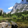 2019-06-13_140_Yosemite Valley_Mirror Lake.JPG<br /> <br /> Over a few decades, we have watched Mirror Lake go from a spectacular lake of reflections to a meadow and now, back to a lake full of reflections!