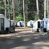 2019-06-13_136_Yosemite_Curry Village_Tent Cabins.JPG<br /> <br /> Home Sweet Home - tent cabins in Curry Village