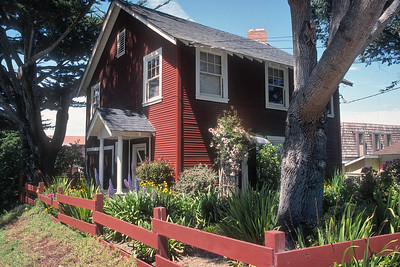 Victorian Dwelling, Lighthouse Avenue, Pacific Grove