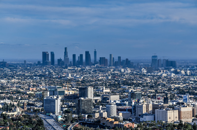 Downtown Los Angeles - California