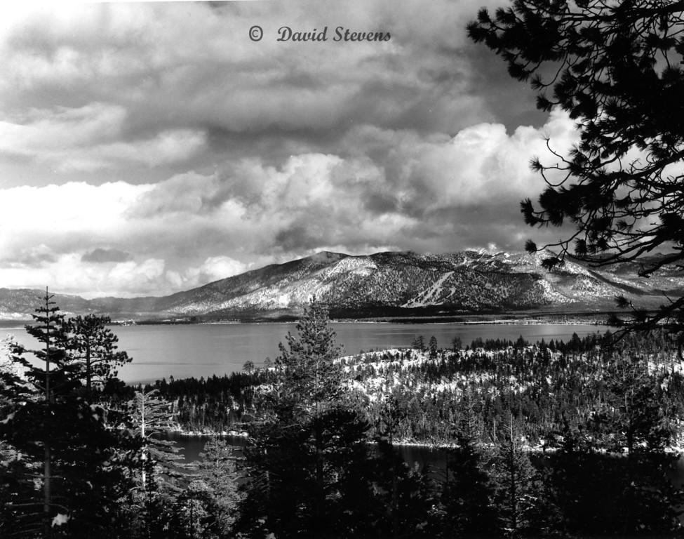 Lake Tahoe-Emerald Bay