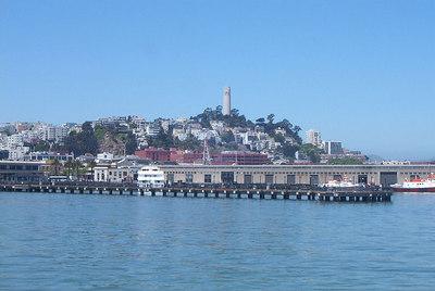 San Francisco from Bay