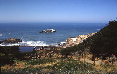 Golden Gate Bridge Park - San Francisco
