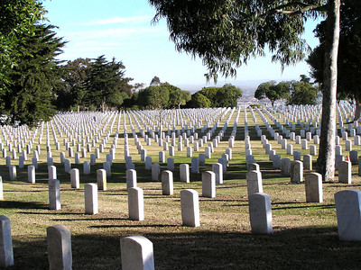 Military Cemetary - San Diego