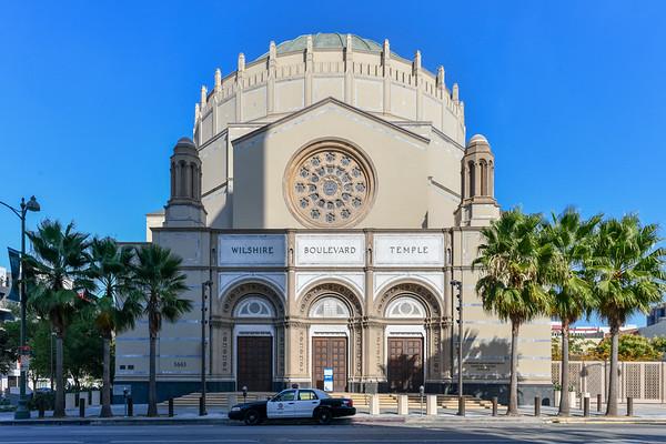 Wilshire Boulevard Temple - Los Angeles, California