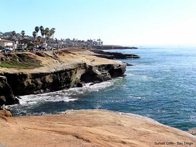 Sunset Cliffs - San Diego