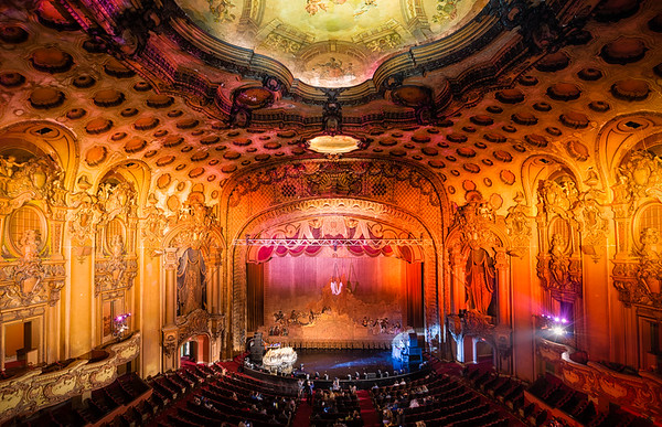 Opulent Los Angeles Theatre