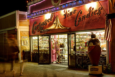 Carousel Fine Candies - Monterey Bay